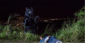 リアル黒熊
